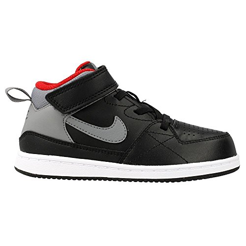Nike Men's Priority Mid Td Trainers Black / Grey cheap price factory outlet Q1skzlLnJH