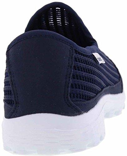 Holees Tipo Zapatillas EN White Deportivas Colores Varios Navy Mocasines Aluna pp7qrE