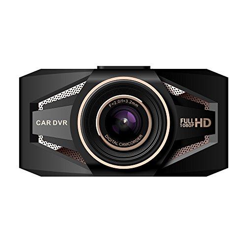 Dash Camera for Cars dvr Dash Cam Full HD 1080P 2.4 Inch LCD