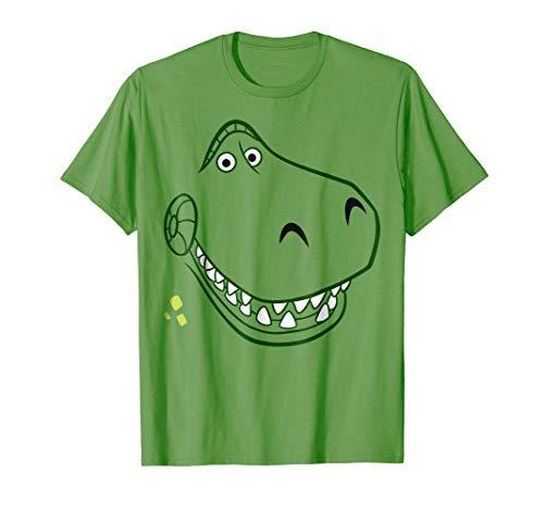 Disney Pixar Toy Story Rex Halloween Graphic T-Shirt