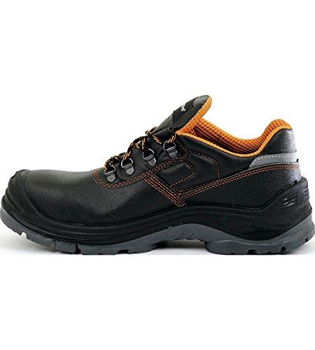 Chaussures de sécurité S3 SRC Enduro basses noires