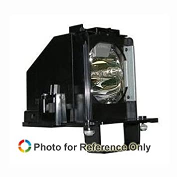 MITSUBISHI WD 73738 TV Replacement Lamp With Housing