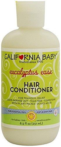 California Baby Conditioner - Eucalyptus Ease - 8.5 oz