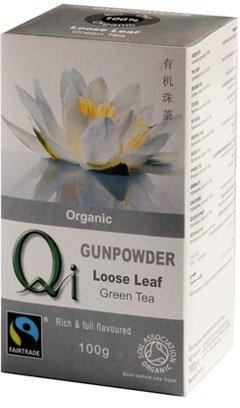 Qi Green Tea - 3