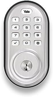 Yale Assure Lock with Zigbee - Smart Keypad Deadbolt - Works with Xfinity Home, Amazon Echo Show, Amazon Echo