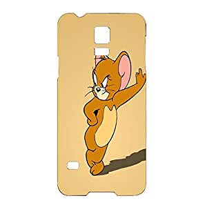 Lovely Mouse Tom & Jerry Specialized Phone Cover for Samsung Galaxy S5 Mini