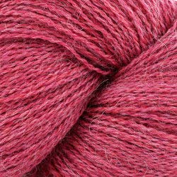 Valley Yarns Hatfield Lace Weight Yarn, 100% Baby Alpaca - CQ98 - Rouge -