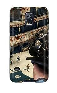 Fashion Design Hard Case Cover/ ErUunRq8648YMjsM Protector For Galaxy S5 by icecream design