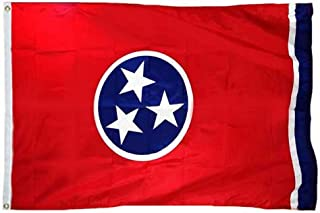 product image for Tennessee Flag 8X12 Foot Nylon
