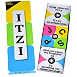 Tenzi Itzi - Fast, Fun Creative Word Game - Be the First to Match Your Letter to the Card - Family Party Game for Ages 8+