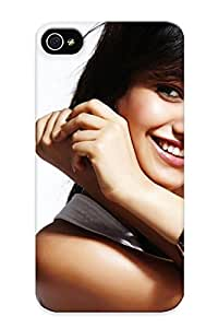Improviselike Fashion Protective Neha Sharma Case Cover For Iphone 4/4s by icecream design