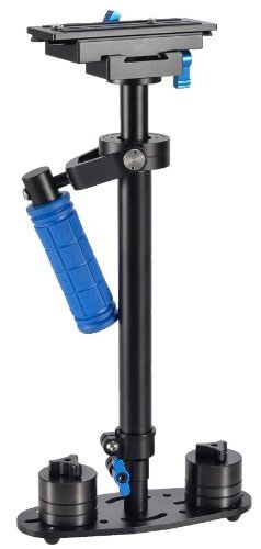 Opteka SteadyVid SV-HD Camera Stabilizer with Quick Release for DSLR and Video Cameras up to 6lbs