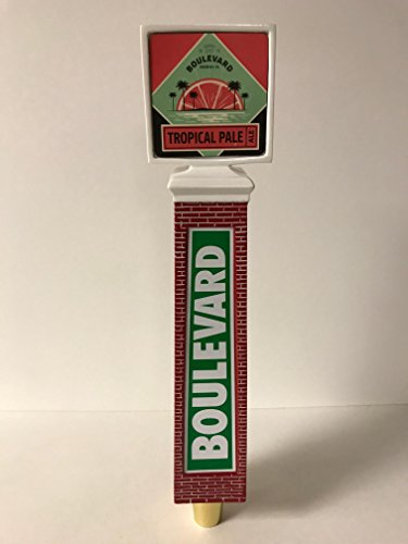 - Boulevard Brewing Co Magnetic Standard Tap Handle - Tropical Pale Ale