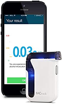 BACtrack BT-M5 Mobile Smartphone Breathalyzer Alcohol Tester