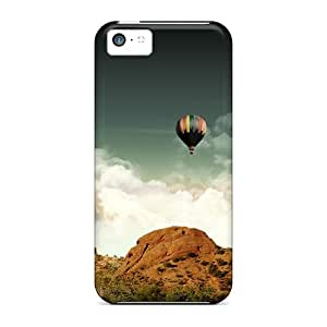 Zheng caseNew Premium GxaGCYD3886NZejQ Case Cover For Iphone 5c/ Ballon View Protective Case Cover