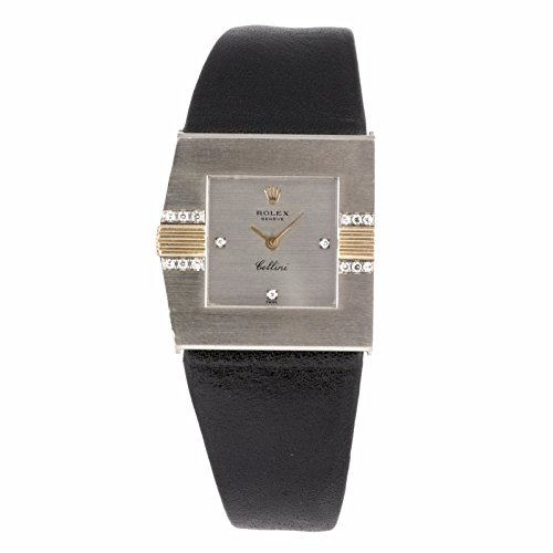 Rolex Cellini mechanical-hand-wind womens Watch 4143 (Certified Pre-owned)