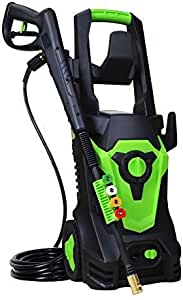 PowRyte Electric Pressure Washer-3800PSI,2.6GPM, Long-Term Work Pressure Washer Cleaning Assistant, Helpful Helper for Household Cleaning Tasks