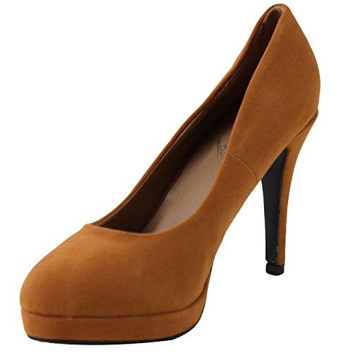 Kebello Schuhe SH01 - Marron Marron