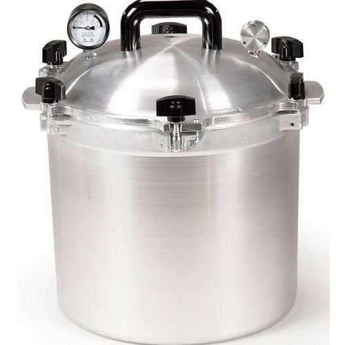 Cookers & Steamers All American 921 21 Quart Pressure Cooker Canner