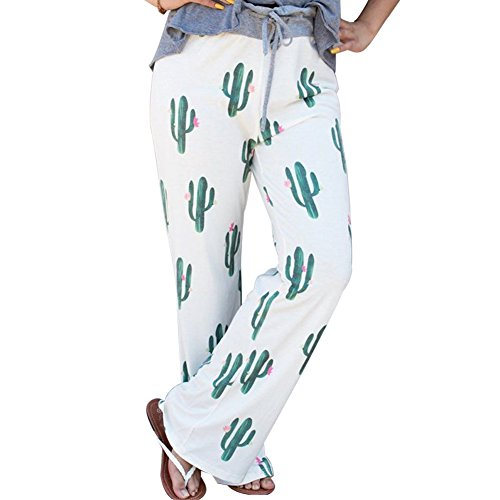 Hippie Stampa Lungo Per Hop Pantalone Pigiama Larghi Jumpsuit Tuta Yoga Leg Estivo Floreale Wide Palestra Sportivi Boho Danza Chic Pantaloni Baggy Pants Hip Alta Donna Vita Color Jogging Trousers Harem 12 ZwwYUvq