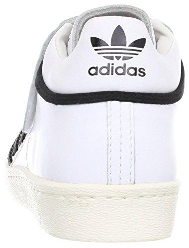 Shell Adidas Pro (bianco / Nero / Gesso)