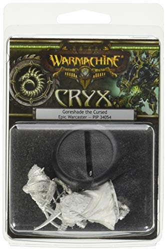 Privateer Press - Warmachine - Cryx: Epic Warcaster Goreshade Model Kit
