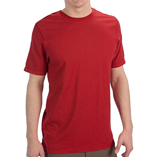 1509fcfa76541 Sovereign Manufacturing Co Men s Tall Short Sleeve T-Shirt 7 8XLT Red