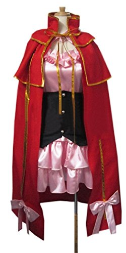Vicwin-One Pandora Hearts Lottie Cosplay Costume
