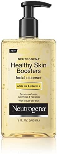 Facial Cleanser: Neutrogena Healthy Skin Boosters Facial Cleanser