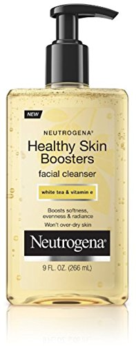 Neutrogena Healthy Skin Boosters Facial Cleanser with Moistu