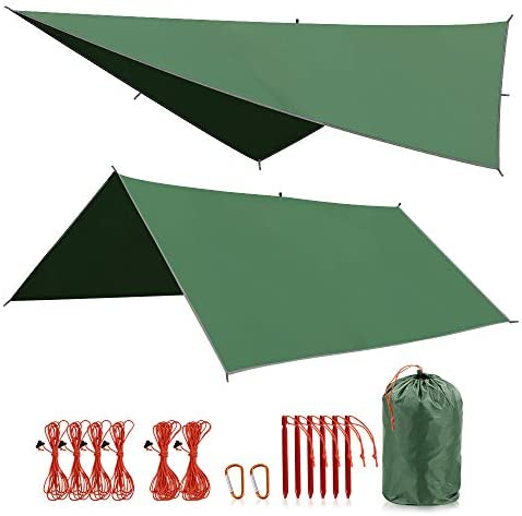REDCAMP Waterproof Camping Tarp Multifunctional product image