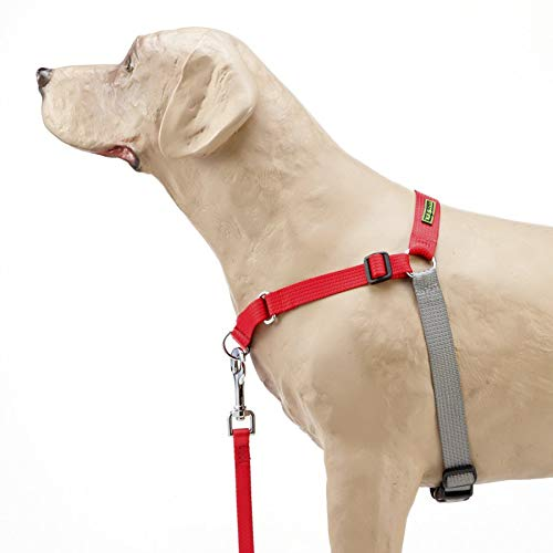 Peitoral K9 Spirit Treinamento para Cães Vermelho - Tamanho M
