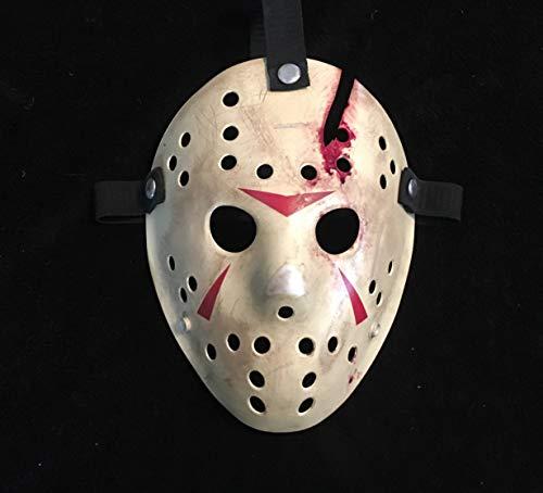 Camp Killer 4 Hockey Mask -