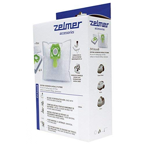 Cleaning Appliance Parts Expressive 15 Zelmer Vacuum Dust Bags For Maxim 3000.0.k28s 919.0 Sp Clarris 2700.0 St 819.0 St Meteor 2400.0 Eq Flip 321 Free Shipping