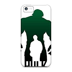 Fashion Protective The Avengers Hulk Poster Case Cover For Iphone 5c by Maris's Diary