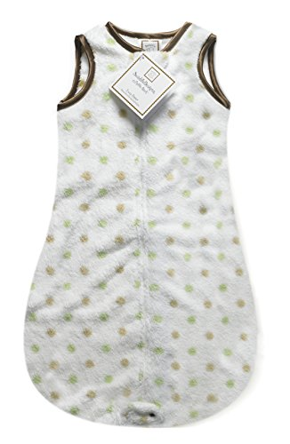 SwaddleDesigns zzZipMe Microplush Wearable Blanket
