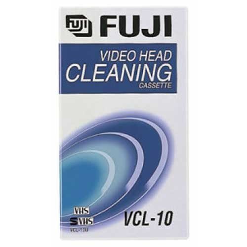 FUJI 23020000 VHS Head Cleaner