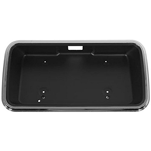 Eckler's Premier Quality Products 55197058 El Camino License Plate Pocket Rear ()