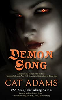 Demon Song (The Blood Singer Novels Book 3) by [Adams, Cat]