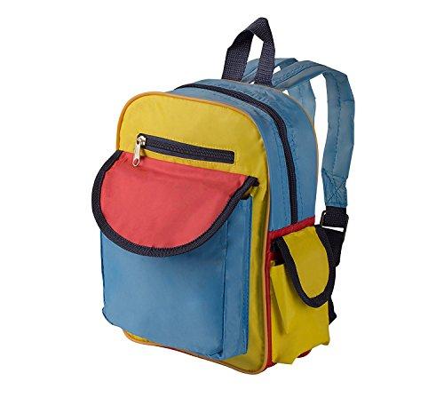 Cute Mini Kids Backpack - Toddler Backpack - Pre-School Kindergarten Toddler Bag