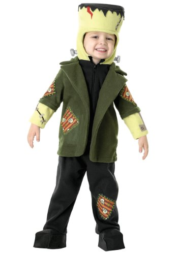 [Little Frankenstein Kids Costume - Toddler] (Boys Frankenstein Costumes)