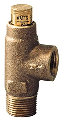 "Watts 530C 1/2"" Adjustable Relief Valve from Watts"