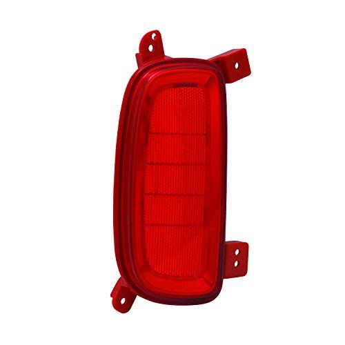 - TYC 17-5446-00-9 Kia Sorento Left Replacement Reflex Reflector