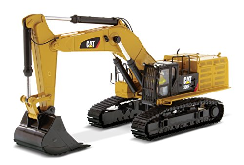 (Caterpillar 390F L Hydraulic Excavator High Line Series)