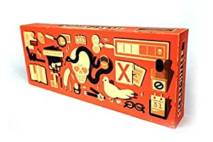 Secret Hitler Board Game , Strategy Card Game for Family Party - Looking Hidden Roles Game The World's Ever Seen for Friends Gathering