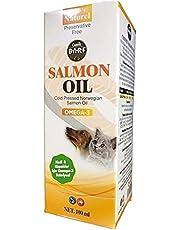 Canvit Barf Salmon Oil Kedi ve Köpekler İçin Balık Yağı 100 ML