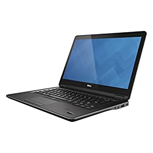 Dell Latitude E7440 14.1″ HD Business Laptop Computer, Intel Core i5-4200U up to 2.6GHz, 8GB RAM, 128GB SSD, USB 3.0, Bluetooth 4.0, HDMI, WiFi, Windows 10 Professional (Certified Refurbished)