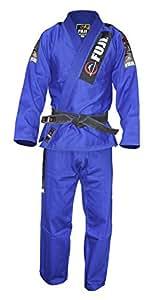 Fuji Kassen II BJJ Uniform, Blue, A1
