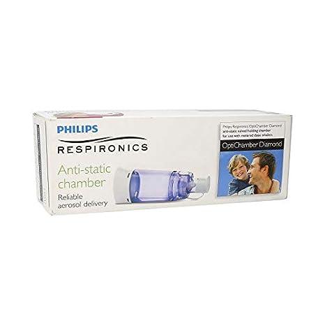 Respironics Optichamber Chambre Dinhalation à Valve Pour Inhalateur