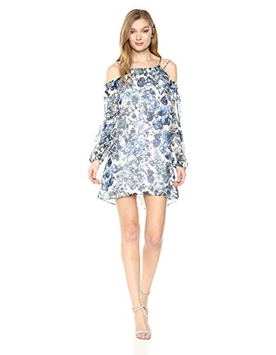 Bailey 44 Women's Daydream Floral Dress, Vintage Blue, ()